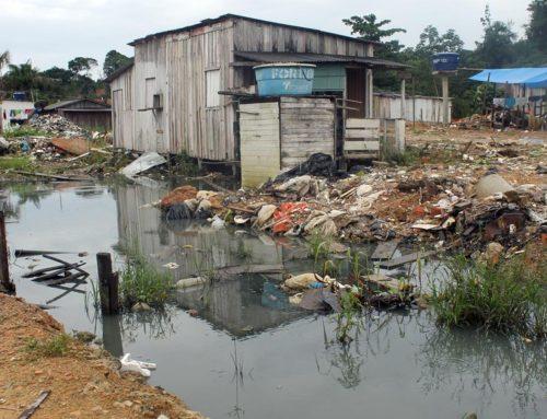 Empresas de saneamento podem ter punição mais leve por crime ambiental